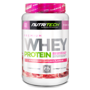 Whey Protein for Her