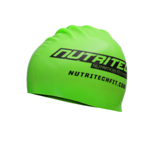 GREEN TIDE SWIM CAP