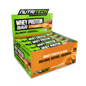 Whey Protein Bar Peanut Butter
