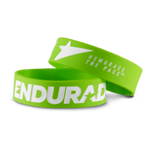 ENDURADE® EMBRACE THE PACE™  WRIST BAND