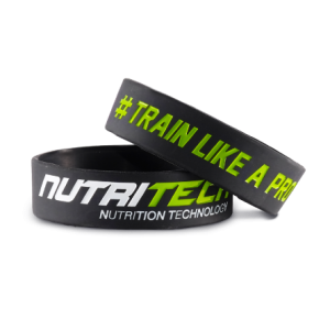 NUTRITECH® TRAIN LIKE A PRO™  WRIST BAND