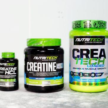 NUTRITECH™ CREATINE 101