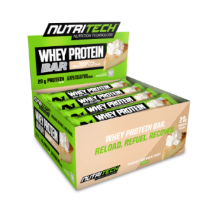 Whey Protein Bar Farmstyle Milk Tart